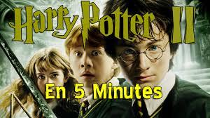 harry potter chambre des secrets harry potter et la chambre des secrets en 5 min