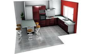 conception cuisine en ligne plan de cuisine 3d attractive conception de cuisine en ligne