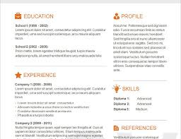 adorable sample of a simple resume wellsuited resume cv cover letter
