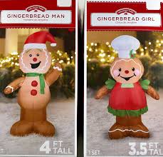 amazon com airblown inflatable outdoor christmas characters