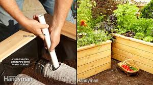 Making A Vegetable Garden Box by Automate Your Vegetable Garden With These Self Watering Planters