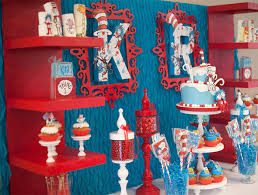 dr seuss baby shower decorations dr seuss thing 1 thing 2 birthday party dime party