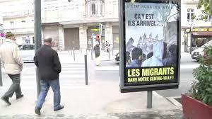bureau de change beziers affiches anti migrants à béziers le parquet ouvre une enquête lci