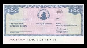 travellers cheques images All zimbabwean dollar travellers cheques of 2003 in hd jpg