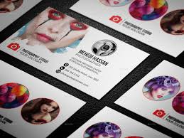Fashion Photography Business Cards Photography Business Card Bundle By Mehedi Hassan Graphicriver