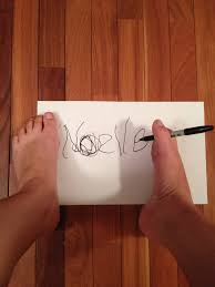 name writing paper using your foot and a pen write out your name on a piece of paper using your foot and a pen write out your name on a piece of paper or heck an ipad