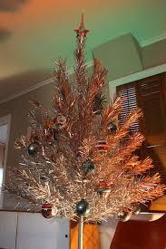 vintage aluminum christmas tree vintage aluminum christmas tree mid century modern