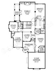 teres porta mediterranean house plan luxury floor plan