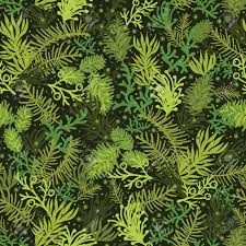 evergreen christmas tree seamless pattern background royalty free