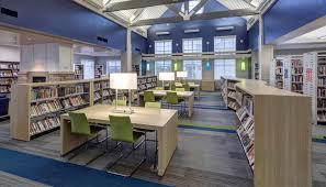 Library Interior Design New Buffalo Public Library