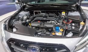 subaru legacy convertible 2017 chicago auto show subaru reveals 2018 legacy autonxt