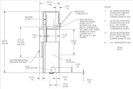 cs35 35mm optical shutter uniblitz shutter systems