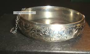 antique sterling silver cuff bracelet images Vintage sterling silver bangle bracelets best bracelets jpg