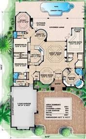 One Bedroom And A Den Sure Don U0027t Need 6 Bedrooms A Library Etc But I Like The