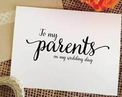 parents wedding gift wedding gift parents etsy