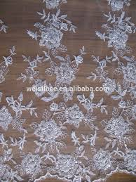 tulle fabric wholesale tulle fabric ivory beaded lace fabric wholesale lace