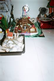 Decoration For Navratri At Home Navratri Golu Decorations Artsy Craftsy Mom