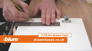 Replacement Kitchen Cabinet Drawer Boxes Blum Tandembox Antaro Deep Replacement Kitchen Drawer Box 3 Of