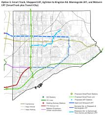 Toronto Subway Map What The Spadina Subway Overrun Means For Scarborough Pt 2