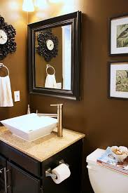 chocolate brown bathroom ideas 16 best bathroom ideas images on bathroom ideas