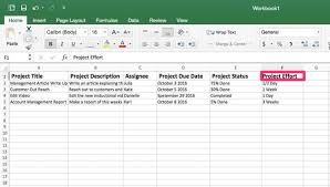 project management spreadsheet excel template free project