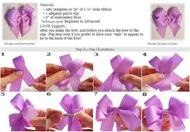 how to make hair bows how to make a tails hair bow