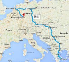rail europe map get up go magazine