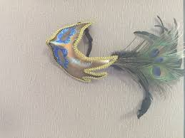 feather mask dalton castle peacock feather mask roh