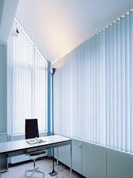 plain modern vertical blinds inside design ideas
