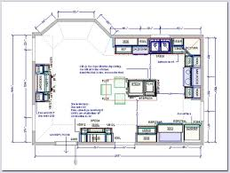 island kitchen plan 9 best kitchen floor plans images on floors kitchen