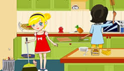 nettoyer la cuisine jeux de cuisine en 3d gratuits 2012 en francais