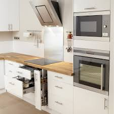 rangement combles ikea meuble de cuisine blanc delinia rio leroy merlin