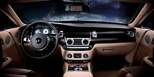 rolls royce inside rolls royce the luxury car which is equivalent to a yacht