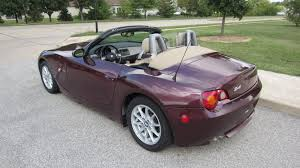 2004 bmw z4 convertible f8 chicago 2016