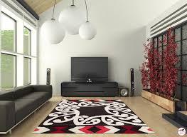 tappeti design moderni tappeti di design awesome tappeto di design orlo modello a quadri