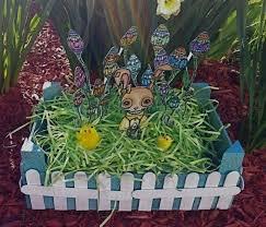 Garden Crafts Ideas Easter Garden Craft Fabulous Garden Ideas Children Images About