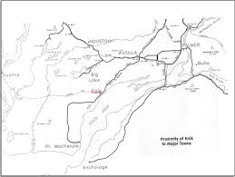Wasilla Alaska Map by Historical Archaeology In Alaska Society For Historical Archaeology