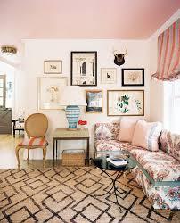 Perfect Paint Color For Living Room The Best Pink Paint Colors Vogue U0027 S Favorite Interior Designers