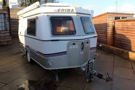 Caravan Awning For Sale Eriba Puck L With Mover And Awning For Sale In Southport Red