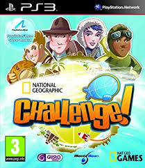 challenge ps3 national geographic challenge move compatible ps3 amazon co