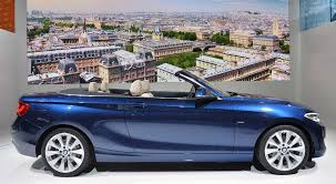 2015 bmw 2 series convertible 2015 bmw 2 series convertible heads to production line