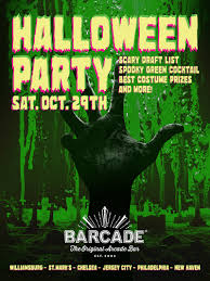 halloween party photo events barcade philadelphia pennsylvania