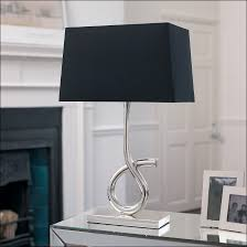 Traditional Bedroom Lamps - table lamps for bedrooms modern bedside table lamp with black