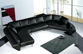 Modern Leather Sectional Sofa Leather Sofa Chaisson Contemporary Bonded Leather Sectional Sofa