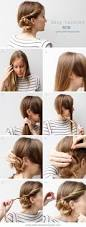 easy side hairstyles you can try to do