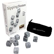 Where To Buy Soapstone Amazon Com Sipping Stones Set Of 9 Grey Whiskey Chilling Rocks