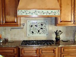 kitchen backsplash medallions kitchen backsplash medallions home design ideas kitchen