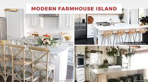 farmhouse kitchen island ideas 65 best kitchen island ideas for 2018