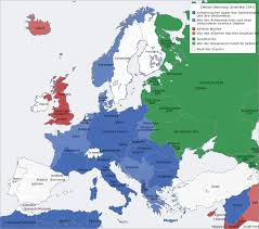 World War 1 Map Of Europe Photo Collection Europe Before Ww2 1939