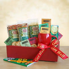 get well baskets gluten free soup get well gift basket at gift